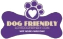 i Love Dog Friendly logo